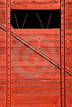 Red Door Stock Image - Image: 21928241