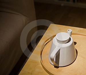 Tea Pot Stock Photography - Image: 21940932