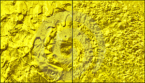 Set Luxury Golden Texture. Royalty Free Stock Images - Image: 21942969