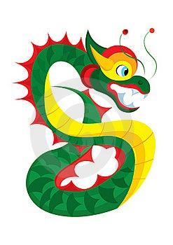 Dragon Royalty Free Stock Photo - Image: 21949165