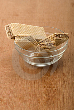 Chocolate Wafer Stock Photography - Image: 21953652