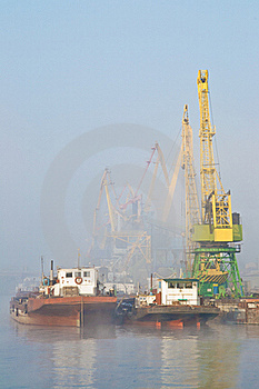 Dock Royalty Free Stock Photos - Image: 21974828