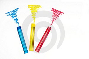Pastel Stick Royalty Free Stock Images - Image: 21985909