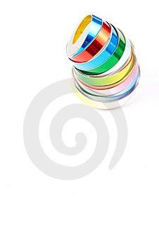 Ribbon Isolated Royalty Free Stock Image - Image: 21987776