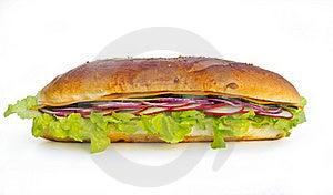 Vegetarian Sandwich Stock Photo - Image: 21995990