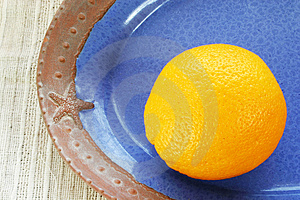 Orange 2 Stock Photography
