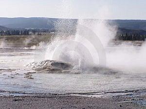YellowstoneBurst Stock Photos