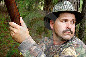 Hunter - Sportsman Free Stock Photography