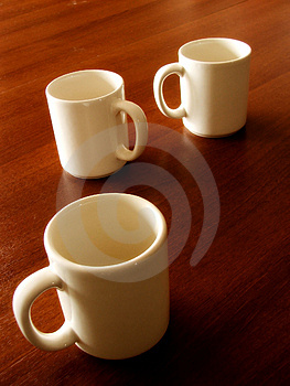 Koffiemok Stock Fotografie