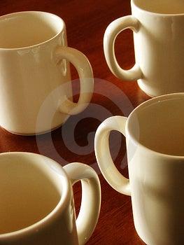 Koffiemok Stock Foto's