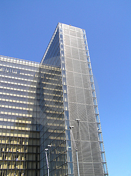 Bibliothèque Nationale De France 4 Stock Image