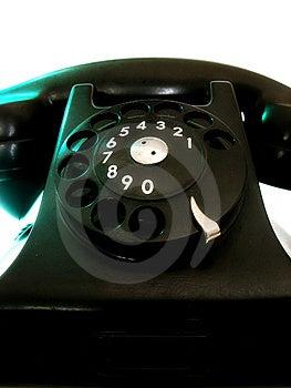 Old Telephone Free Stock Image