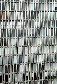 Modern windows Royalty Free Stock Photos