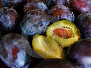 Plum Free Stock Photo