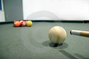 Nine Ball Stock Images