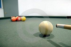 Nine ball Stock Images