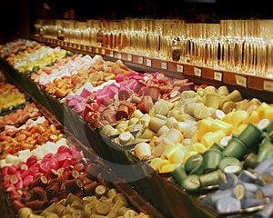 Kerzen-Euphorie Stockfotos