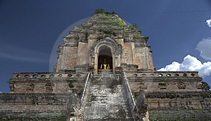 Ancient Temple Stock Image - Image: 2201691