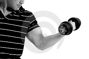 Strong Man 2 Royalty Free Stock Photo - Image: 2205215