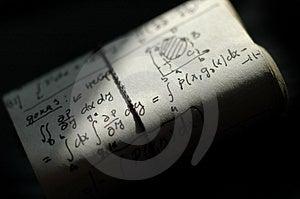 Math Equations Stock Photos - Image: 2206543