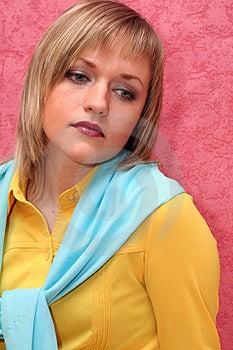 Sad Girl Royalty Free Stock Photo - Image: 2207735