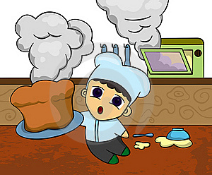 Hot From Oven Stock Photos - Image: 22008713