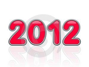 2012 New Year Royalty Free Stock Photo - Image: 22014325