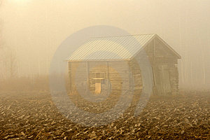 Old Shed Stock Photo - Image: 22016600