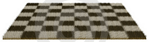 Chessboard From Fur_3 Stock Images - Image: 22032344