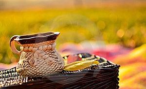 Fresh Tea Stock Image - Image: 22042981