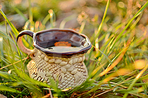 Cup Of Tea Stock Photography - Image: 22043212