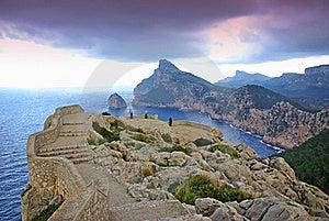 North Of  Majorca Royalty Free Stock Photography - Image: 22051027