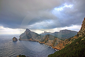 Northern Majorca Stock Images - Image: 22060454