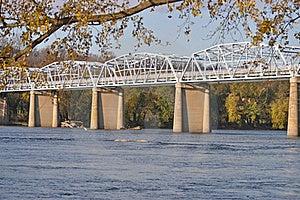 Point Of Rocks Bridge Stock Photos - Image: 22066963