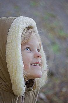 Girl In Hood Stock Photography - Image: 22067472