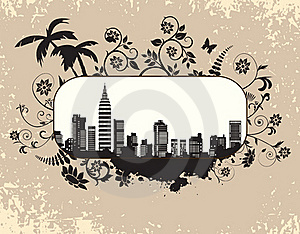 The City's Skyline Stock Images - Image: 22080954
