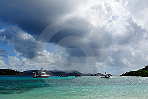 Tropical Storm On The Way Stock Photo - Image: 22084320