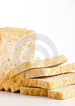 Bread Cut Royalty Free Stock Photos - Image: 22088858