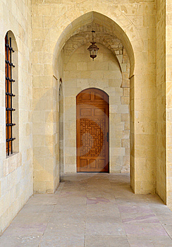 Arched Entrance_0027 Royalty Free Stock Photography - Image: 22095317