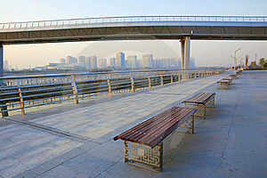 Benches Royalty Free Stock Image - Image: 22096166