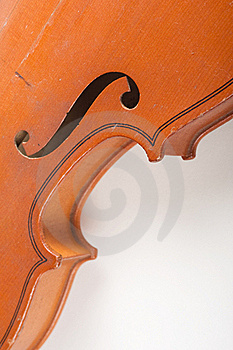 Particolari Del Violino Fotografia Stock - Immagine: 22097172