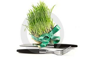 Trattamento Da Una Dieta Rigorosa Fotografia Stock Libera da Diritti - Immagine: 2213855