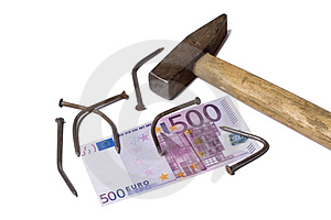 Très Monnaie Forte Images libres de droits - Image: 2214979