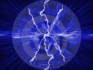 blue matrix