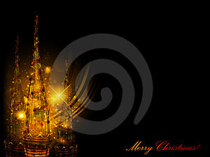 Christmas And New Year Background Stock Photo - Image: 22123840