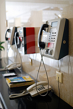 Public Telephone Stock Photography - Image: 22125312