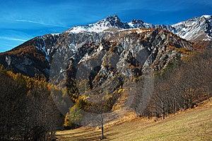 HDR Alpine Landscape Royalty Free Stock Photography - Image: 22133967