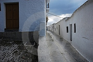 Alpujarras Street In Granada, Andalusia, Spain Stock Photography - Image: 22135202