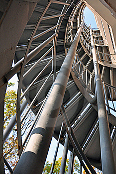 Spiral Stairs Stock Image - Image: 22137921