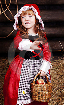 Little Red Riding Hood Stock Photos - Image: 22149853